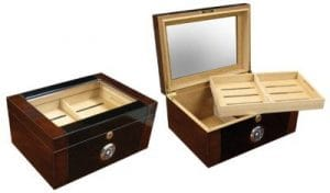 features of berkely II humidor