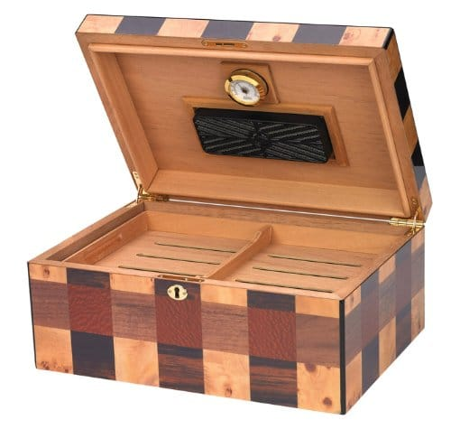 Best Cigar Humidor Under $100: 7 Stylish Designs For Every Smoker