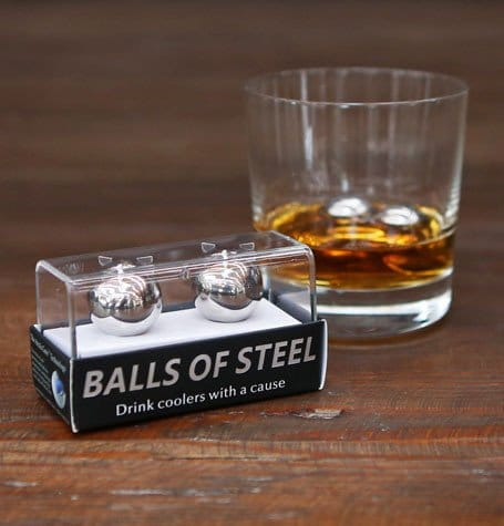 Balls Of Steel Whiskey Stones Review