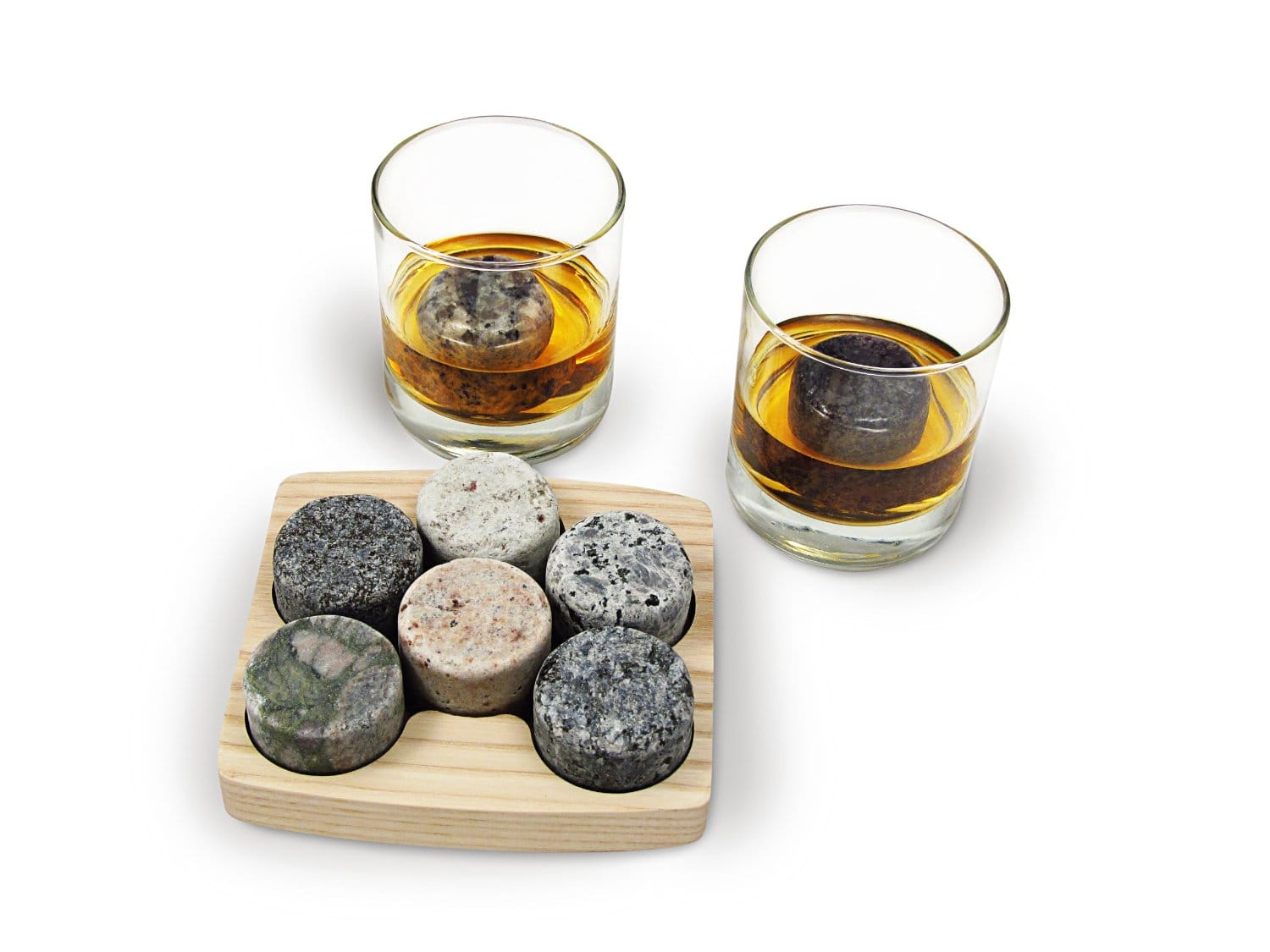 Best Granite Whiskey Stones Gift Set