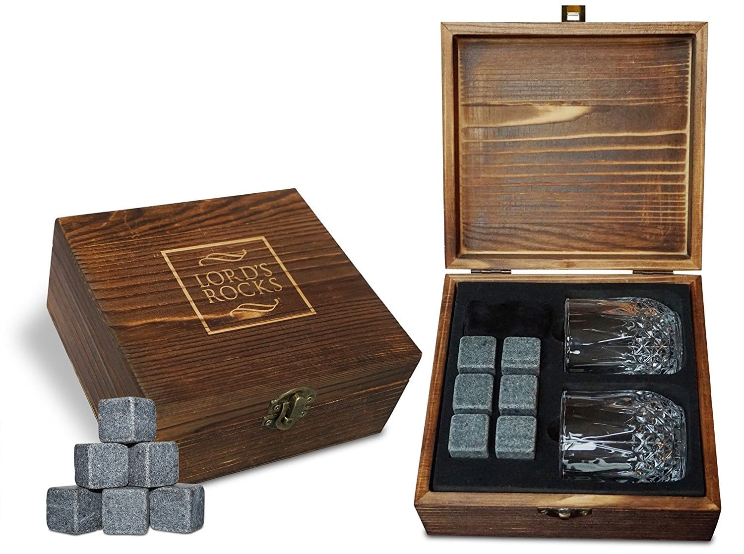 Lord Of Rocks Whiskey Gift Set