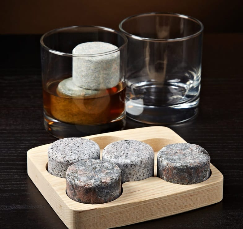 Best Whiskey Stones Gift Set