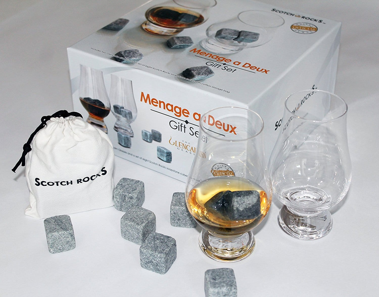 Scotch Rocks Gift Set