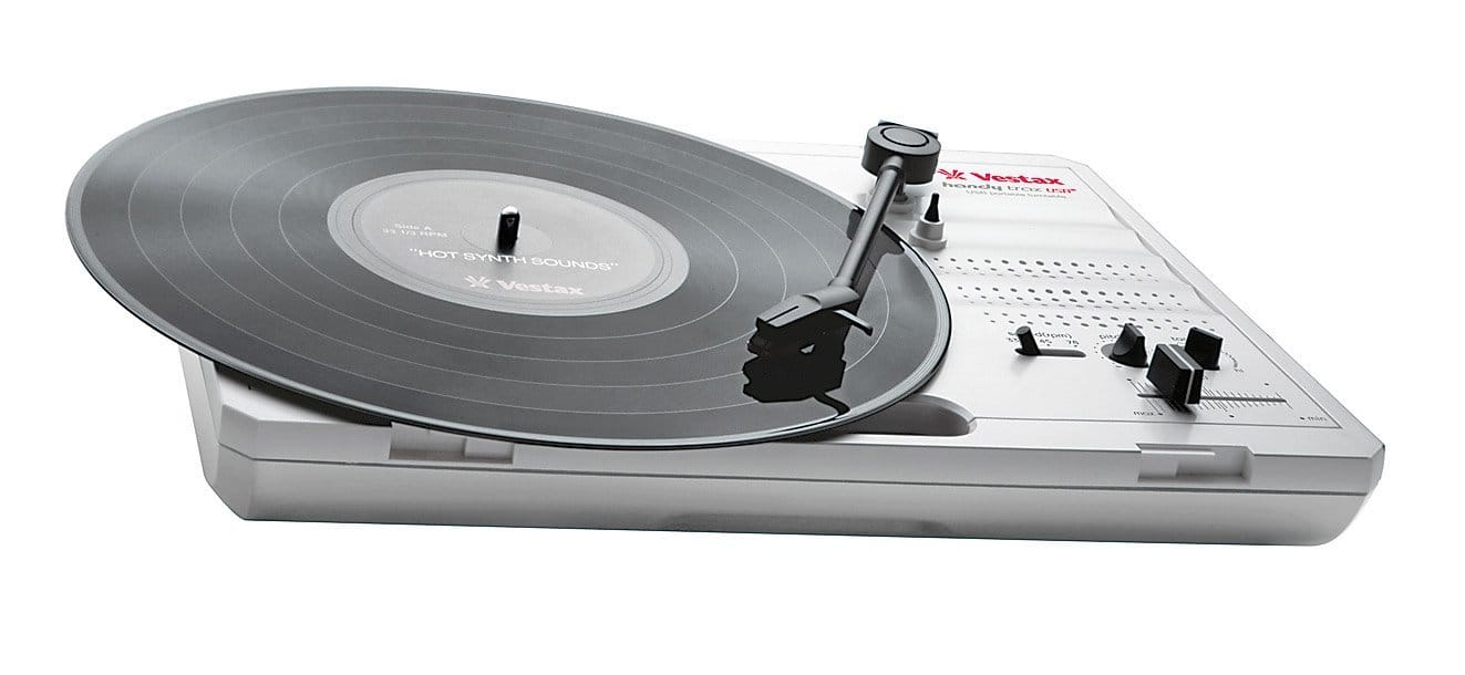 Best Portable Record Player With Built In Speakers