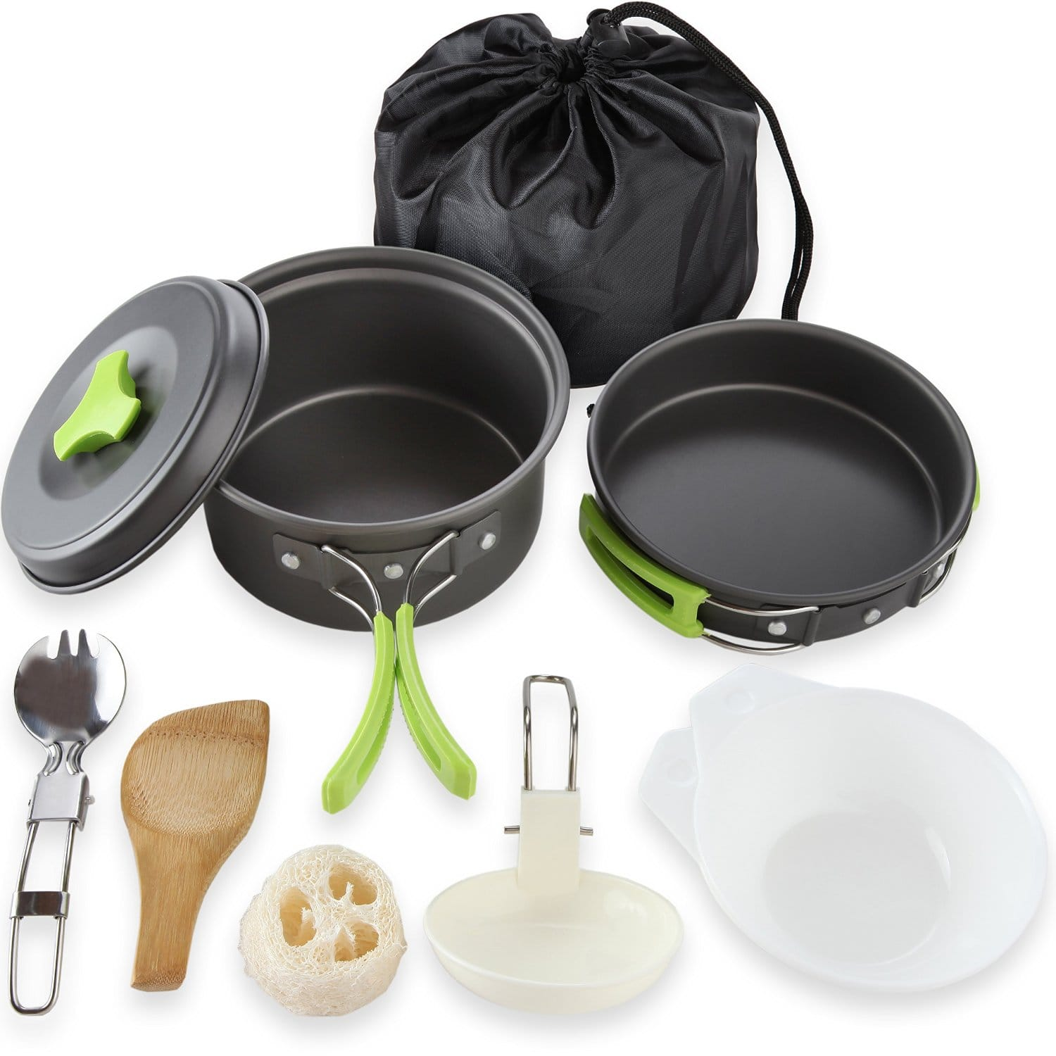 Backpacking & Camping Cookware Set