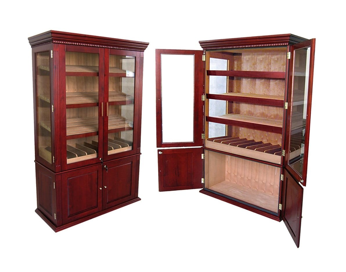 Best Electronic Cigar Humidor Cabinet