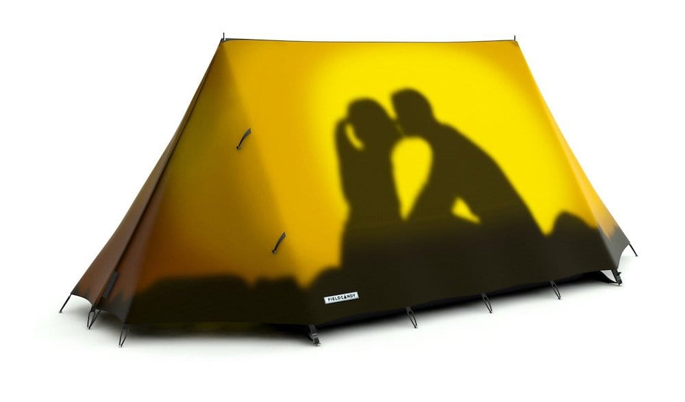 Get A Room Tent During The Day