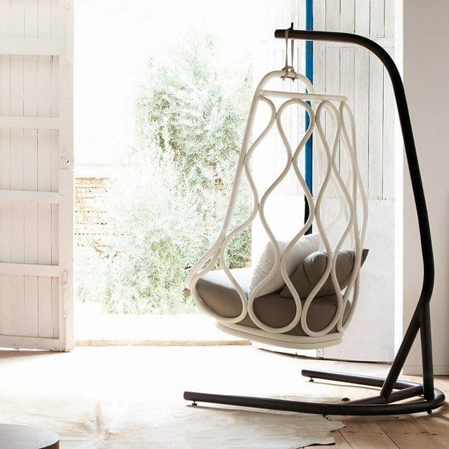 Nautica Hanging Chair Outdoors