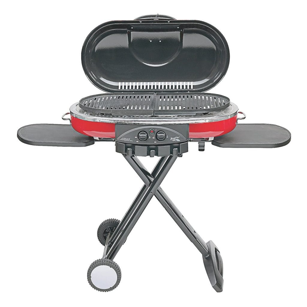 coleman portable grill, gas grill