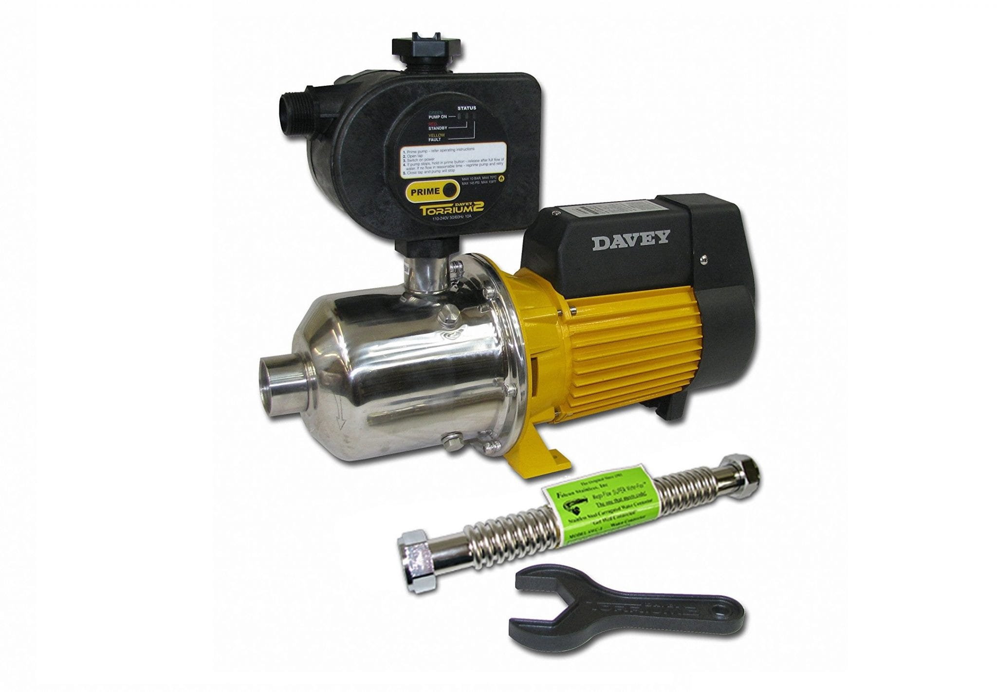 Davey Water Pressure Booster Pump