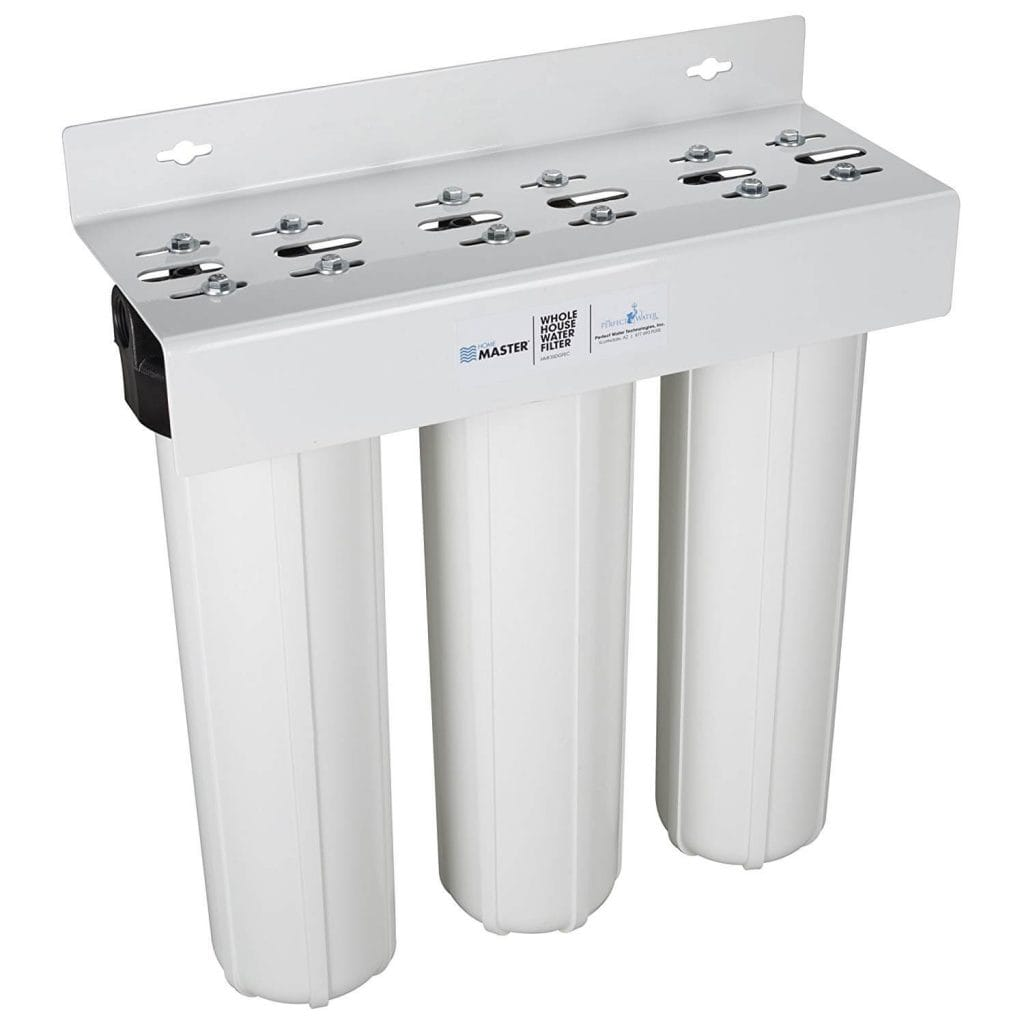 Home Master HMF3SDGFEC Whole House Well Water Filter