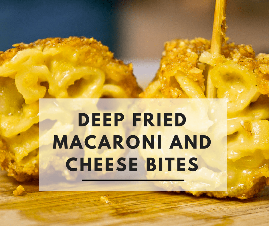 How To Make Deep Fried Macaroni & Cheese Recipe